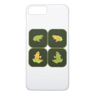 Four frogs iPhone 8 plus/7 plus case