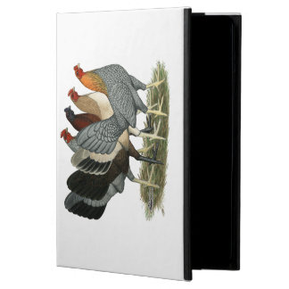 Four Gamefowl Hens iPad Air Case