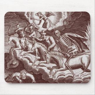 Four Horsemen of the Apocalypse Mousepad