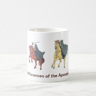 Four Horses of the Apocalypse Mug