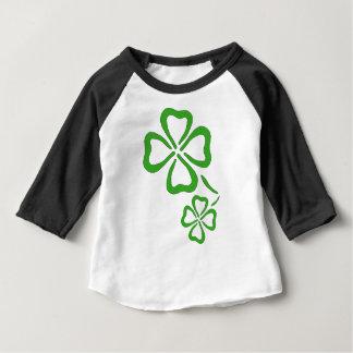 Four-Leaf-Clover Baby T-Shirt