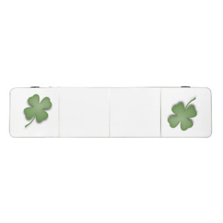 Four Leaf Clover Beer Pong Table