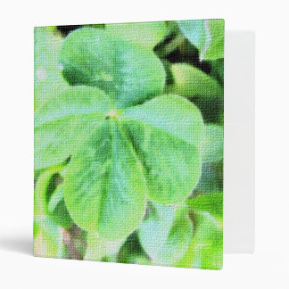 FOUR LEAF CLOVER BINDERS