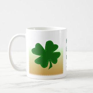 Four Leaf Clover Coffee Mug