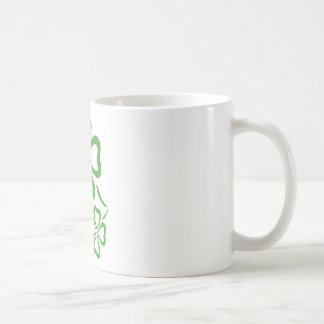 Four-Leaf-Clover Coffee Mug