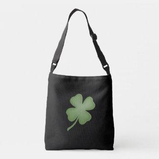 Four Leaf Clover Crossbody Bag