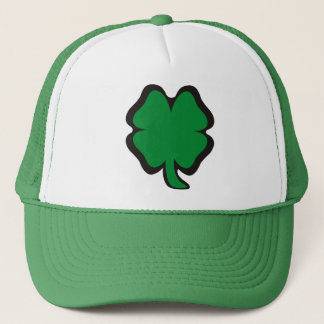 Four Leaf Clover Hat