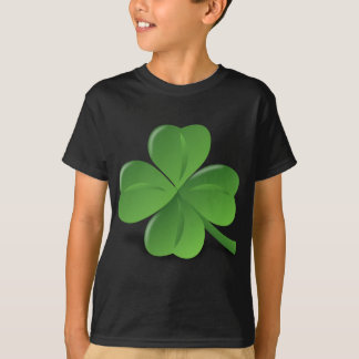 FOUR LEAF CLOVER HAT T-Shirt