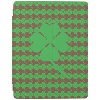 Four-leaf clover iPad cover