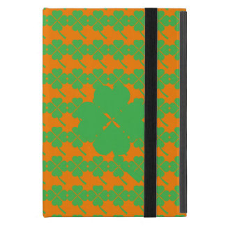Four-leaf clover iPad mini cover