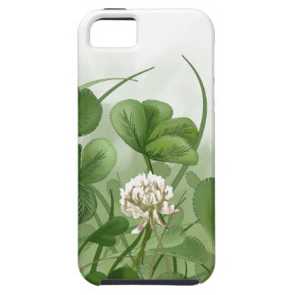 Four Leaf Clover iPhone 5 Covers