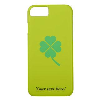 Four-leaf clover iPhone 8/7 case