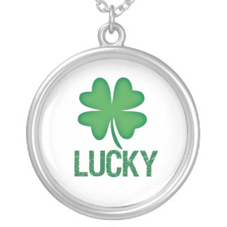Four Leaf Clover Lucky Necklace