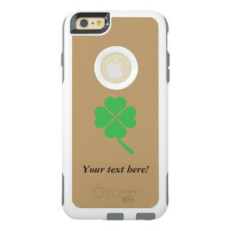 Four-leaf clover OtterBox iPhone 6/6s plus case