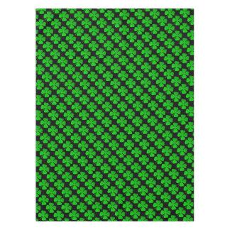 Four Leaf Clover Pattern Table Cloth