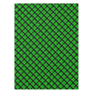 Four Leaf Clover Pattern Table Cloth Tablecloth