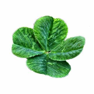 four leaf clover sculptured keychain photo sculpture keychain