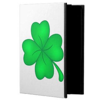 Four-leaf clover sheet powis iPad air 2 case