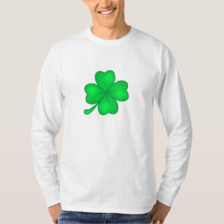 Four-leaf clover sheet T-Shirt