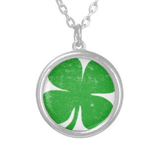 Four Leaf Clover St. Patricks Day Jewelry