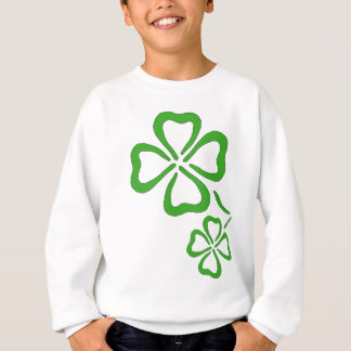 Four-Leaf-Clover Sweatshirt