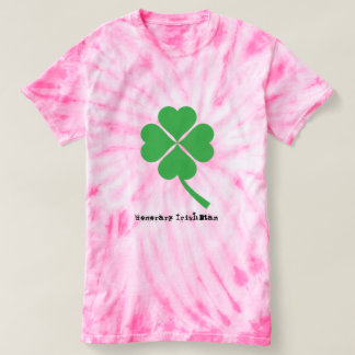 Four-leaf clover t-shirt
