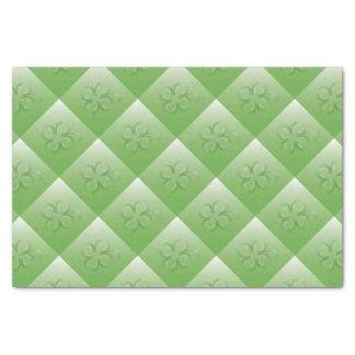 Four Leaf Clover Tissue Paper