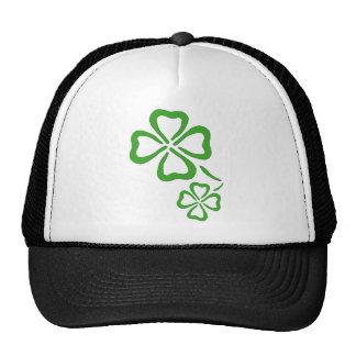 Four-Leaf-Clover Trucker Hat