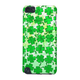 FOUR LEAF CLOVERS iPod Touch Speck Case
