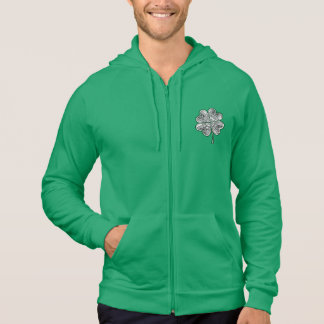 Four Leave Clover 1 Hoodie