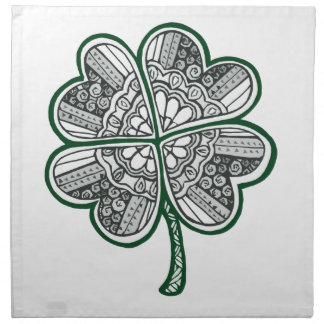 Four Leave Clover 1 Napkin