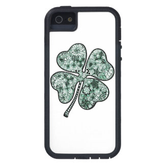 Four Leave Clover 2 iPhone 5 Cover
