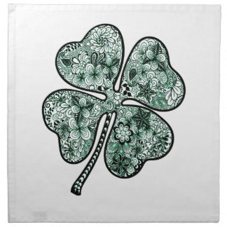 Four Leave Clover 2 Napkin