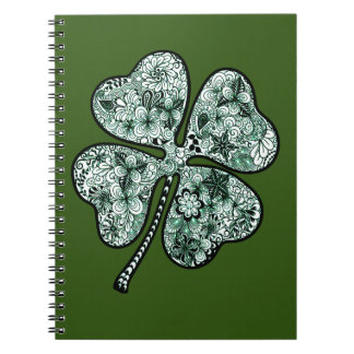 Four Leave Clover 2 Notebook