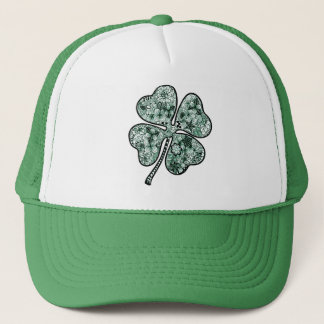 Four Leave Clover 2 Trucker Hat