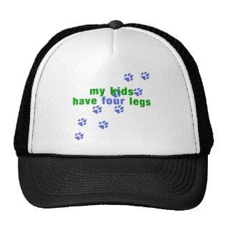 Four Legs Trucker Hat