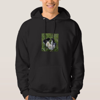 four lovely chicks hoodie