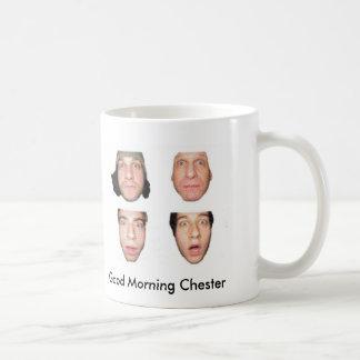 Four Mugs on a Mug