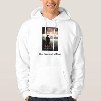 Four Pieces For Power Large Hooded Sweatshirt