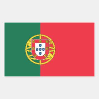 FOUR Portugal National Flag Sticker