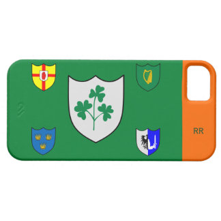 Four Provinces Of Ireland and Shamrock iPhone 5 iPhone 5 Covers