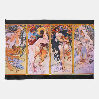 Four Seasons Kitchen Towel
