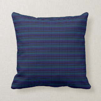 Four-Season's-Navy-Green--Weave_Lumbar-Square M-L Throw Pillow
