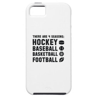Four Seasons Sports iPhone 5 Cover