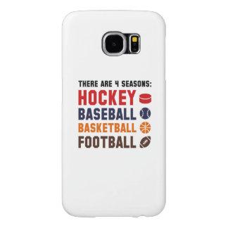 Four Seasons Sports Samsung Galaxy S6 Cases