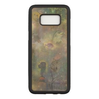 Four Seasons - Spring Summer Winter Fall Carved Samsung Galaxy S8 Case