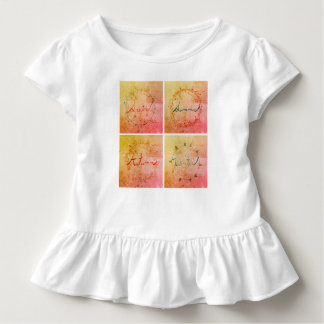 Four seasons toddler outfit toddler t-shirt