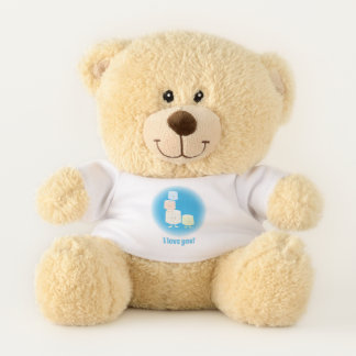 Four Smiling Marshmallows | Teddy Bear
