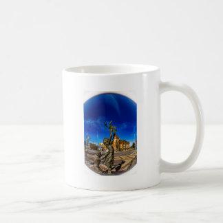 Four Spirits Coffee Mug