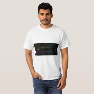 FOUR SQUARE COUPE IN HDR T-Shirt
